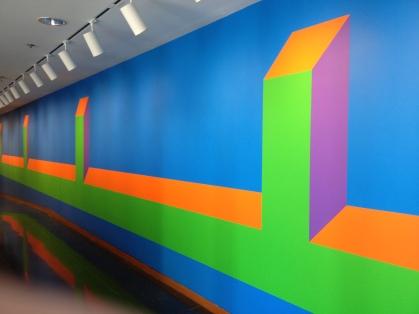 Corridor, Yale Art Gallery